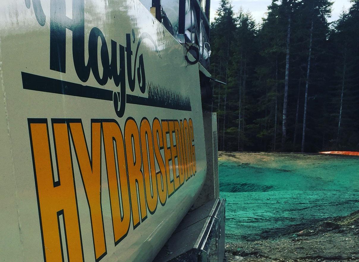 Hoyts Hydroseeding